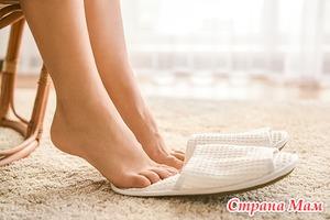 Как вылечить повышенную потливость ног?