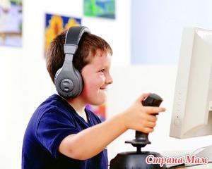 Какие компьютерные игры выбрать ребёнку?