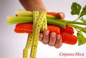 Диета витаминно-белковая: можно ли ее мамам?