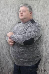 Мужская одежда больших размеров 60 - 86. Россия, Реклама