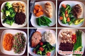 Ужины для похудения и их рецепты
