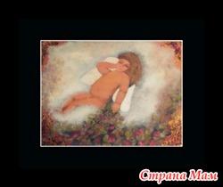 Картина для детской комнаты  90x120
