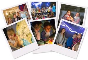 Интерактивный музей «Лунариум» приглашает на каникулы!