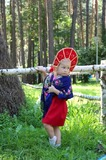 Русская красавица!