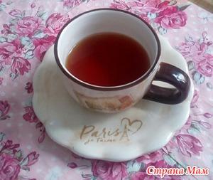 Почему надо пить чай