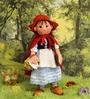 Красная Шапочка, автор А.Дарт  http://www.stranamam.ru/post/13340230/
