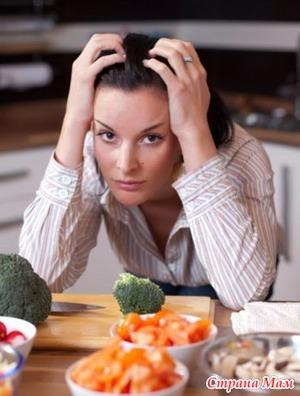 Питание при стрессе: что стоит знать?