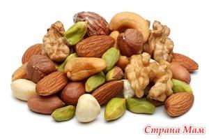 Виды орехов и их польза для организма