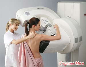 Маммография: зачем она женщине?