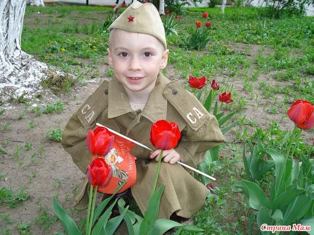 Красоту, что дарит нам природа, отстояли солдаты в огне!