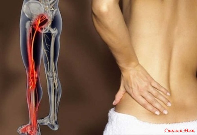 Боли в ногах могут возникать из-за других заболеваний.