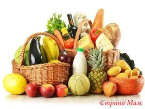 Полезные и вредные продукты: как их выбрать?