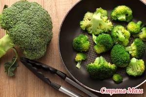 Брокколи: польза для здоровья и похудения
