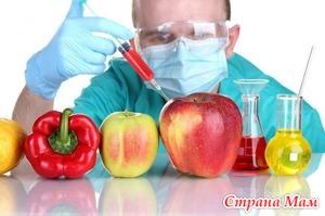 Польза от генномодифицированных продуктов и вред от них