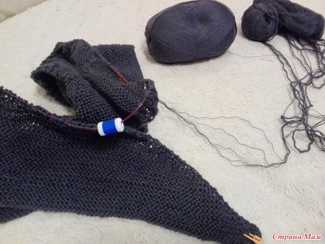 вязание из тонкой пряжи страна мам