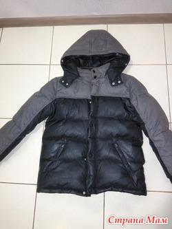 Куртка зимняя Futurino,р 158