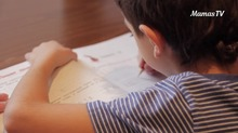 Развиваем красивый почерк при помощи прописей