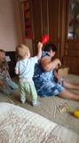 Мой первый массаж бабушке