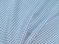 Ткань клеточка голубя лен-100% 300 руб + орг