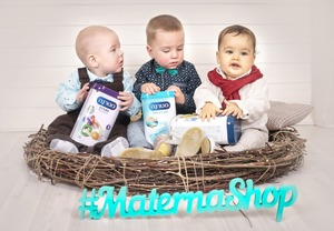 Детское питание Матерна – выбирайте лучшее!