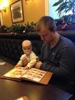 первый поход в ресторан