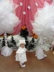 У Варюши первый новогодний утренник в детском саду.