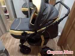 Коляска Caretto rocky premium+ рюкзак кенгуру