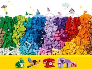 10 лет вместе с LEGO®!