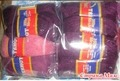 Твист от Камтэкс, 15%шерсть, 15%ПА-флир, 70%акрил(микрофибра), 350м/50г - 3р/22р. за 8 мотков (7 бордо + 1темно-розовый для добавки)