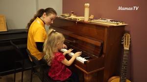 Сенсорное и музыкальное развитие ребенка 3-4 лет