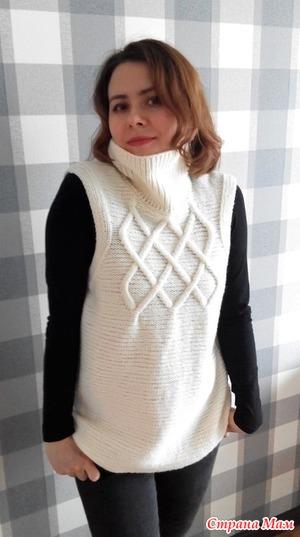 женская элегантность вязание спицами группы страна мам