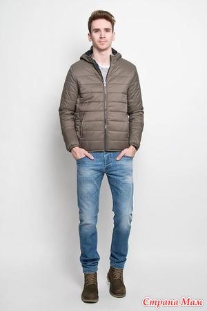 Продам новую демисезонную мужскую куртку Sela р-р 46-48