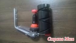 Комплект для мотальной машины(нитеукладчик, рукоятка для конуса)