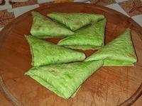 Десерт за 5 минут из лаваша