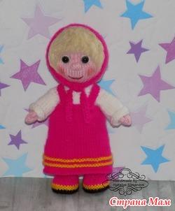 Куколка Машенька