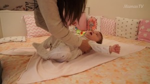 Гигиена малыша (8 месяцев)