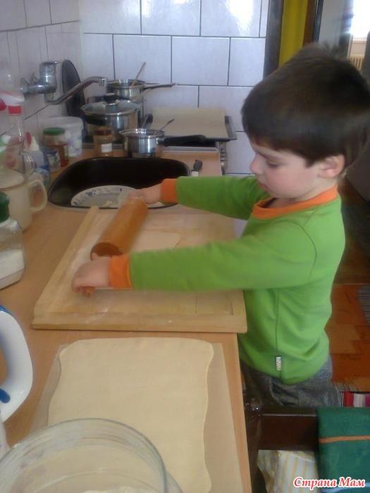мой внук Theo