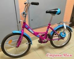 Продам детский велосипед Urban NOVATRACK 18