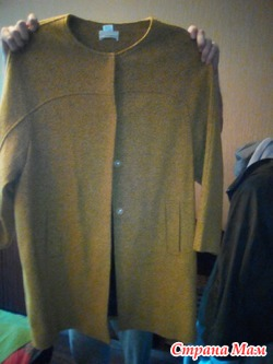 Демисезонное пальто, LA redoute размер 54