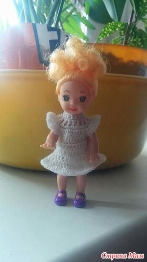 платье для малышки вроде Келли