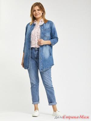 a082644dced Обратите пожалуйста внимание на отличную джинсовую курточку из закупки от  Моосморе https   www.delaempokupki.ru  По маркировке размер 58