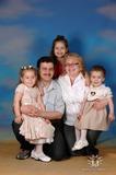 Наша семья 10 лет назад