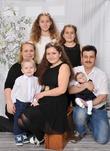Наша семья 4 года назад
