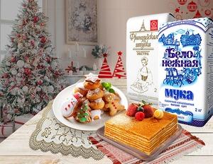 Конкурс рецептов «Испеки себе Новый Год» на Поваренке