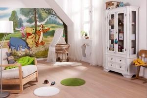 Как обновить интерьер детской комнаты с минимальными затратами?