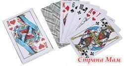 Расклады на игральных картах (с фото расклада)