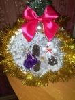 Волшебный- новогодний шар