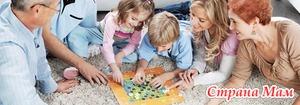 Развивающие настольные игры для детей 2-3 лет