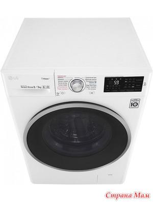 Посоветуйте стиральную машинку с сушкой.