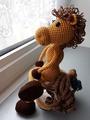 лошадка Молли от ninaguets